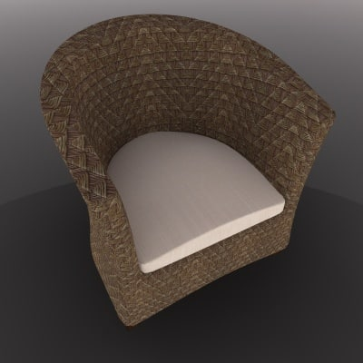 cinema4d chair - CHAIR... by INFOGRAFICA