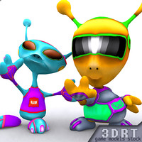 3ds toonpets aliens 1