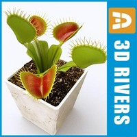 Venus Flytrap by 3DRivers