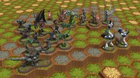 heroscape wave 1 figures 3d 3ds