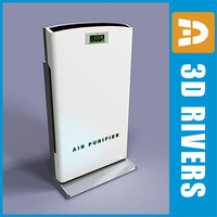 Air purifier by 3DRivers