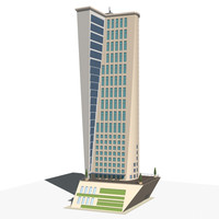 building 06 3d model
