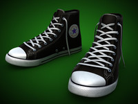 Chuck_Jones_Converse_as_C4D_and_FBX