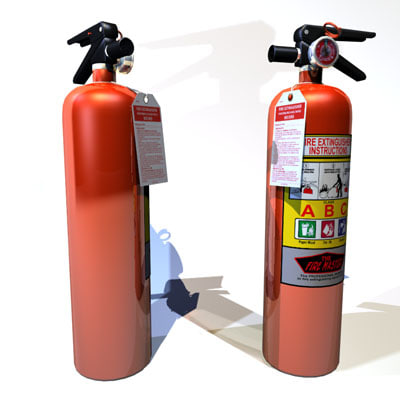 Fire Extinguisher Home 01