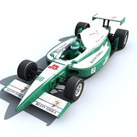 indy race car 3d 3ds