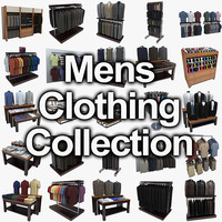 Mens Clothing Collection