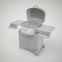 3dsmax barbeque