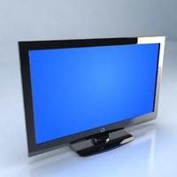 max flat panel tv