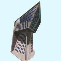 obj building 05