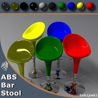 ABS Stool