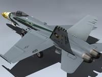 F/A-18C Hornet (VFA-195)