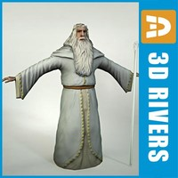 Gandalf 02 by 3DRivers