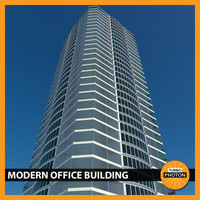 max modern office building 03