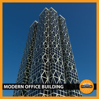 max modern office building 05