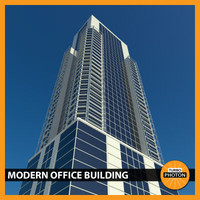 modern office building 05 max