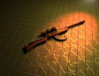 sniper c4d
