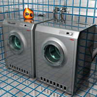 Washer & Dryer 3