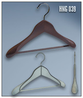 3ds max clothes hanger