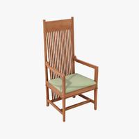 design dana chairs 3d 3ds