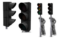 max traffic light