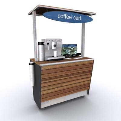Office coffee station for Coffee carts for office