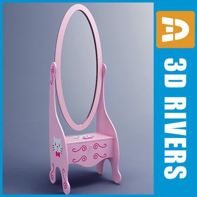 Kids pier glass 01 by 3DRivers