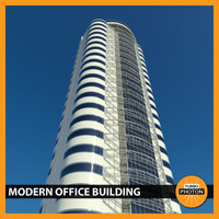 Modern office building 03 (vol.4)