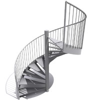 round staircase 270