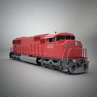 EMD SD60M