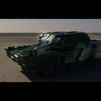 max modern tank abrams