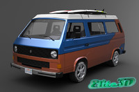 Vanagon - Surfwagon Edition