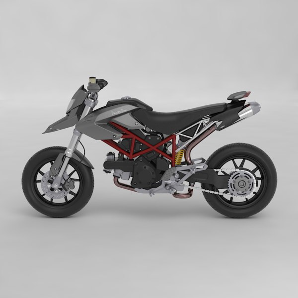 rhino motorcycle ducati - D-Bike... by German Lagna