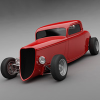 1933 Boyd Coddington Vern Luce Coupe