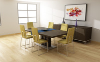 Dining room Set 01