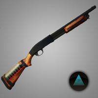 M31 Shotgun.rar