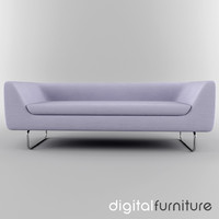 maya sofa digital