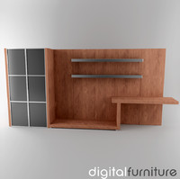 dxf wall digital