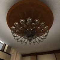 glass chandelier max
