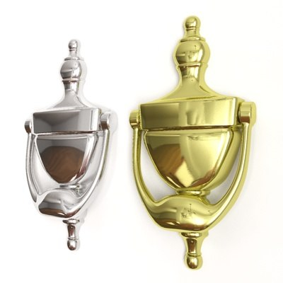 3d style door knocker scale - Standard Door Knocker - Accurate and scale... by Larkin Advertising