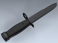 3ds max m7 bayonet