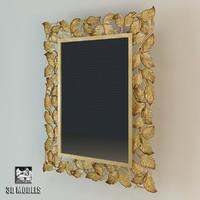 3d model mirror harrison gil