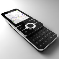 Sony Ericsson Yari Mobile Phone (music phone)