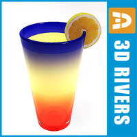 Tequila sunrise by 3DRivers