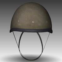 3d idf helmet