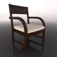 cinema4d chair