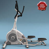 Orbitrec elliptical trainer