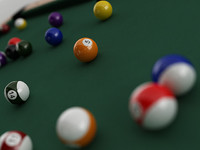 pool table billard max