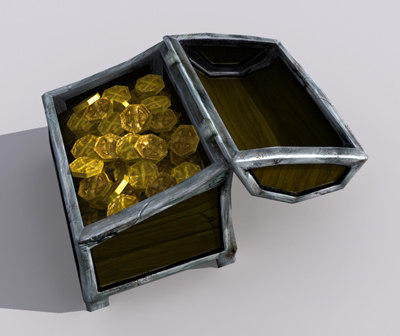 treasure chest max - Treasure Chest... by PaKost
