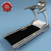 3d obj treadmill sportart scene