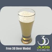 pint beer max free